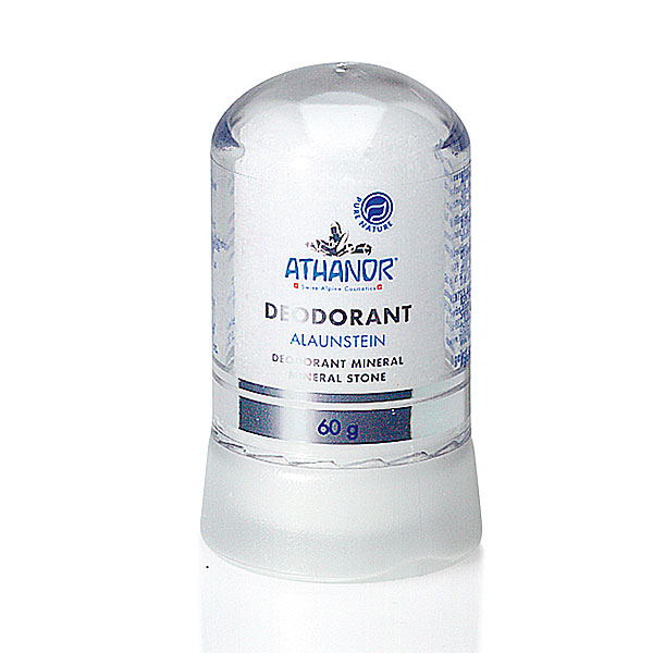 athanor 天然明礬止汗礦石(60g)