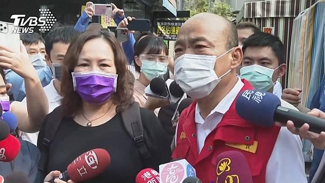 韓國瑜開炮怨中央 害高雄從最安全變危險