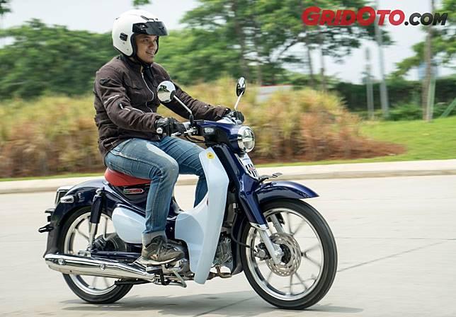Test Ride Honda Super Cub C125