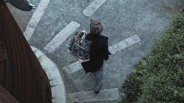 日本包袋王者master-piece與nowartt的第七回聯名!用羊毛氈來呈現冬日元素中的迷彩反戰意識!