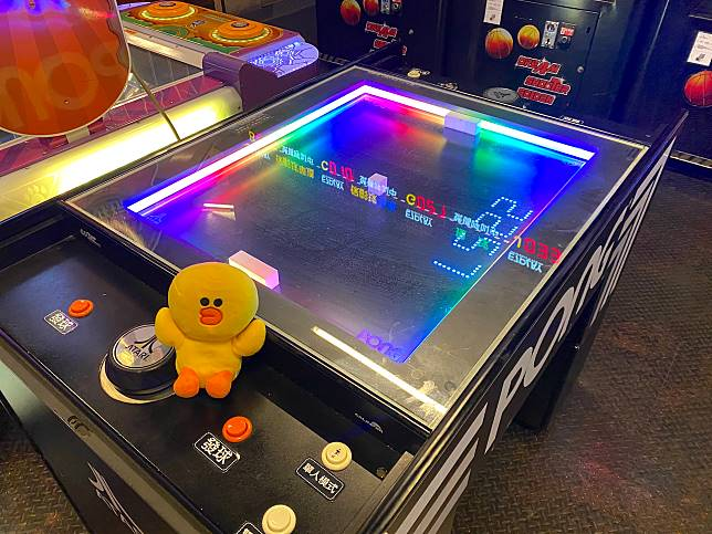 還有這類適合小朋友玩的遊戲機。