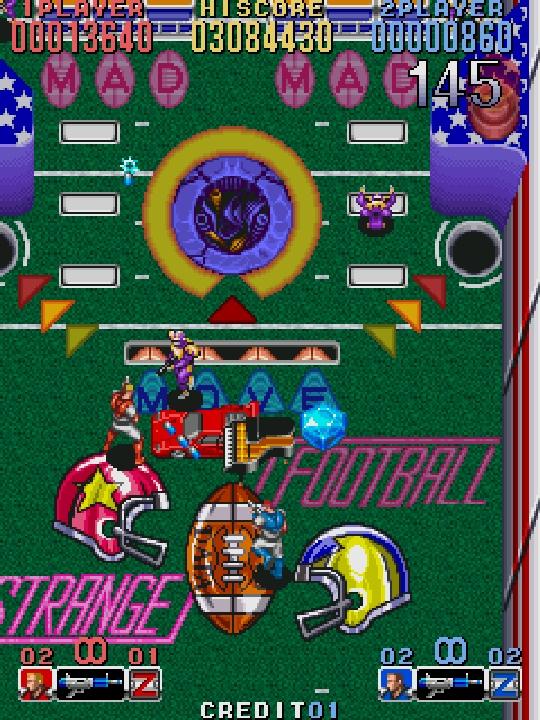 玩家要拿著各種槍械武器,打倒畫面上所有敵人,並嘗試破壞各種機關。