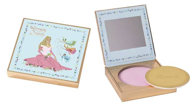 Aurora's Translucent Powder ($144)定妝粉。