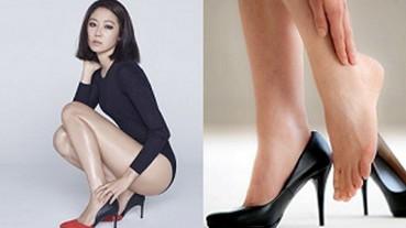#只有女生才明白的事:穿高跟鞋的 4 大辛酸事,你全都遇過了嗎?