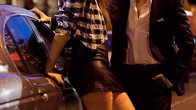 Ilustrasi prostitusi