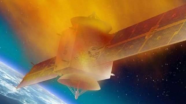 Ilustrasi Kosmos 482.