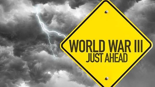 Ilustrasi Perang Dunia III. [Shutterstock]