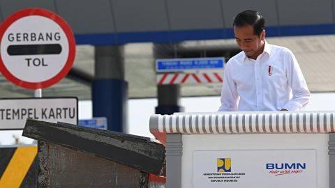 39 Ruas Tol yang Beroperasi di Era Jokowi Siap Dipakai Mudik 2019