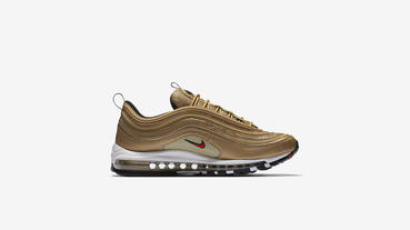 榮耀時刻 Nike Air Max 97 'Metallic Gold'