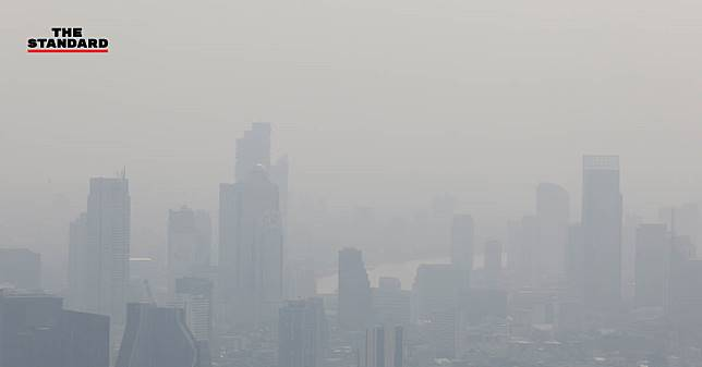 PM2.5 กทม. พุ่งติดที่ 8 ของโลก หลังพบฝุ่นเกินเกณฑ์ 52 พื้นที่
