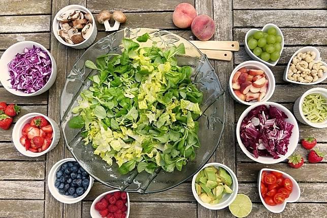 Sayur dan buah baik untuk organ pernapasan