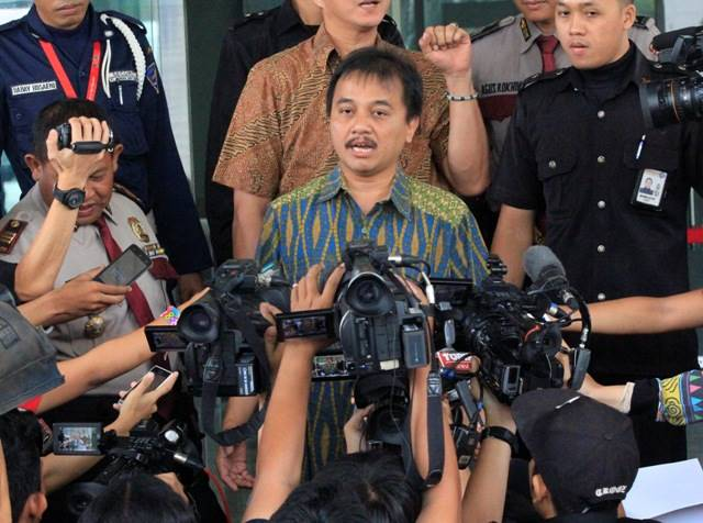 Roy Suryo Dilantik Jadi Anggota DPR