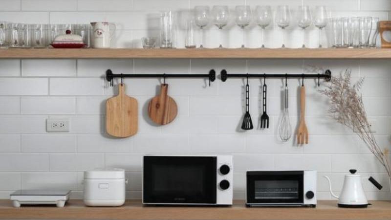 小廚房,也要追求高規格質感!自己DIY一步步打造夢幻下廚空間