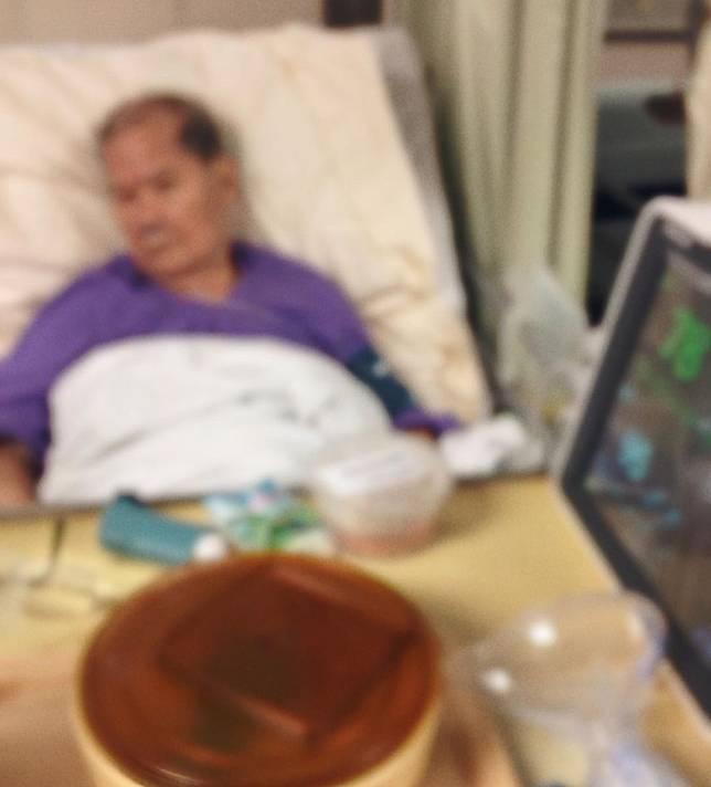 杜大偉父親去年因心臟酵素偏高而入院,他指父母年紀都較大,故會盡量做好隔離工作。