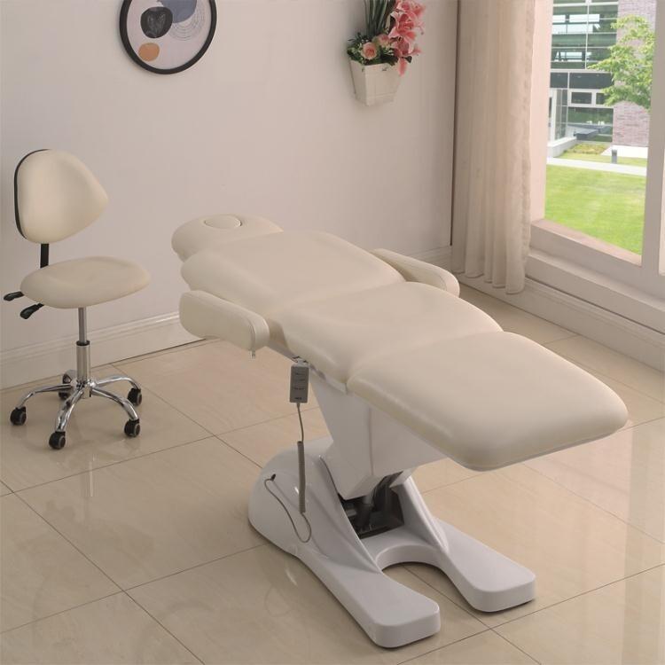 美容床 電動美容床微整手術床美容按摩床注射床紋身紋繡床折疊多功能升降T