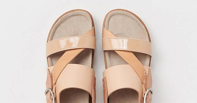 # Hender Scheme直營店Sukima Togebashi週年企劃:夏日穿上全皮涼鞋正正好!