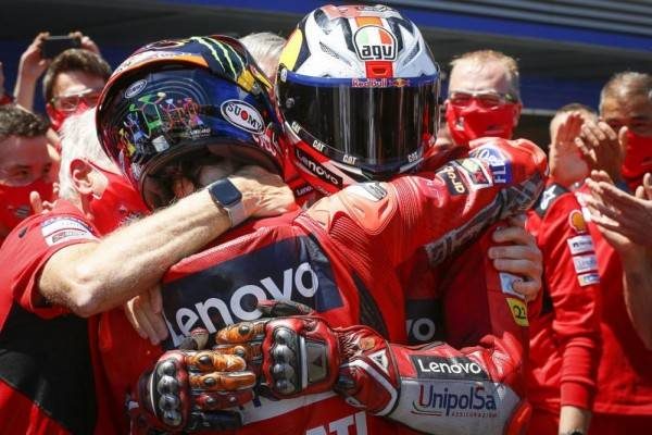MotoGP: Pimpin Klasemen Sementara, Bagnaia Ingin Jaga Ketenangan