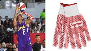 潮流中二病發作!你真的需要印有 Supreme 字樣的工業手套和運動袖套嗎?