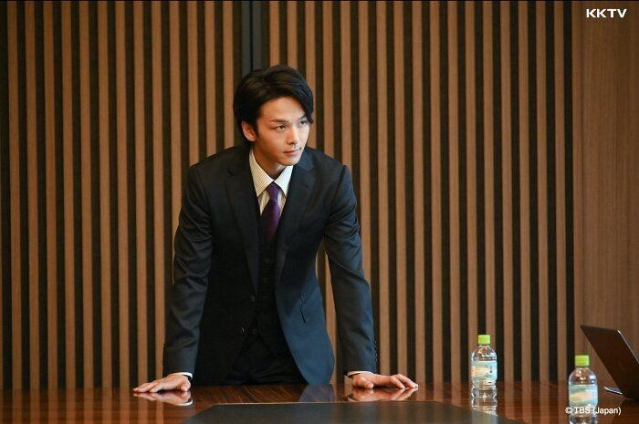 KKTV秋季日劇《愛情加溫》中村倫也飾演社長