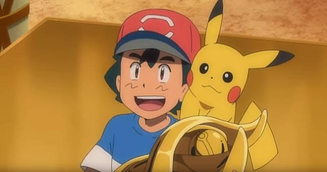 有生之年系列《Pokemon》小智終於獲得寶可夢大賽冠軍了,歷經22年 🏆