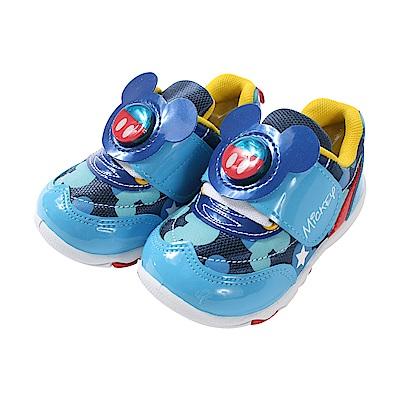 迪士尼米奇閃燈運動鞋 sk0823 魔法Baby