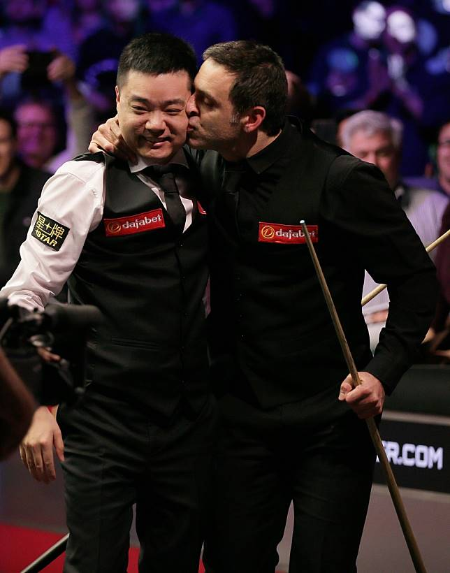 Odds against China's World Snooker Championship debutants as record six mainland players make the first round