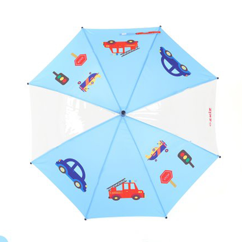 通過台灣TCC塑化劑及重金屬檢測,媽咪可安心選購!。超可愛童趣圖樣,雨天也有好心情。超輕量兒童安全雨傘》。局部透明設計,視野清楚,更加安全;來自韓國的Ozkiz是當地知名的專櫃品牌,高質感的品質、時尚