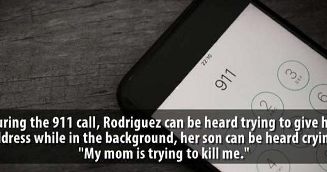遭精神異常母猛刺25刀!6歲男童求救音檔曝光:媽媽想殺我