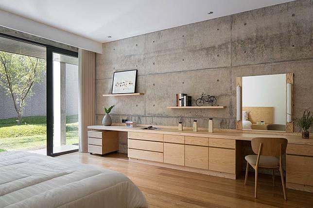 Kesederhanaan yang Indah dari Desain Interior Minimalis BBA-Hikari House