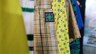起點現場 / KENZO 今年春夏值得注目的款式 以色彩打造仲夏慶典