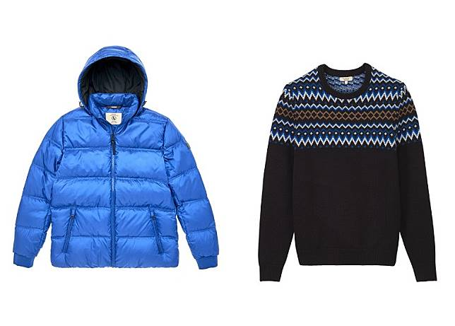 ORMAE GD Down Jacket、KOSABO Pullover(互聯網)