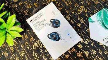 [ 藍牙耳機推薦 ] Monster Clarity 101 Airlinks 真無線藍牙耳機 – 強而有力的低音怪獸