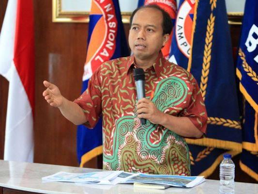 Sutopo Purwo Nugroho.