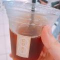 アメリカーノ (L) - 実際訪問したユーザーが直接撮影して投稿した新宿コーヒー専門店COBI COFFEE boxの写真のメニュー情報