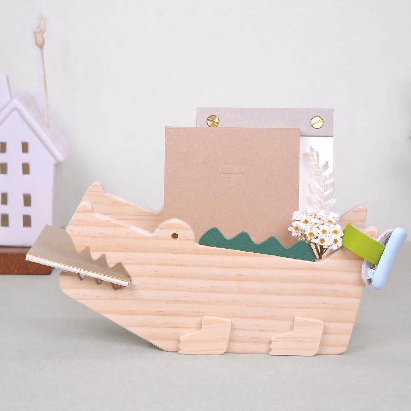 鱷魚置物盒