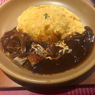 実際訪問したユーザーが直接撮影して投稿した新宿洋食THE STATION GRILL ルミネエスト新宿店の写真