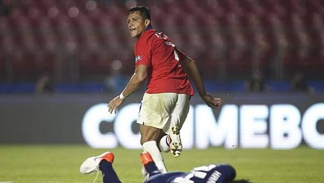 Copa America 2019, Alexis Sanchez