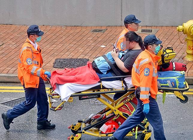 醫管局重申無將反修例示威傷者資料交予警方。資料圖片