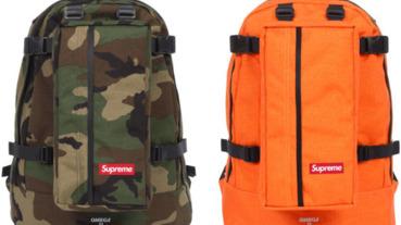 Supreme 2012春夏 後背包&休閒包款