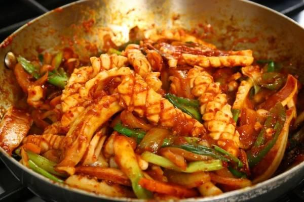 5 Resep Mudah Masakan Seafood ala Korea, Cocok Banget Nih Buat Pemula