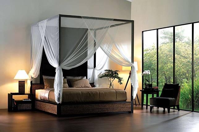 Desain Kamar Tidur Untuk Wanita Dewasa bikin kamar tidur jadi lebih cantik dan bebas nyamuk