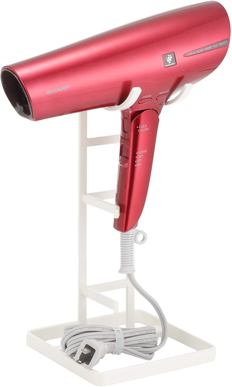 【日本代購】Sharp 夏普 負離子吹風機 大風量 IB-GP9-胭脂紅