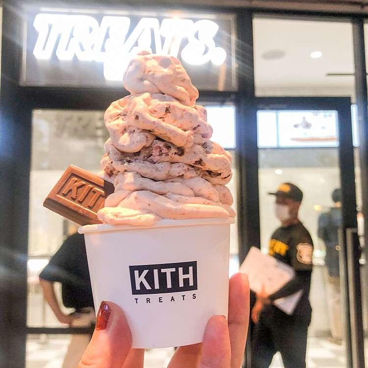 Akaneskylarkさんが投稿した神宮前スイーツのお店KITH TREATS/キストリーツの写真