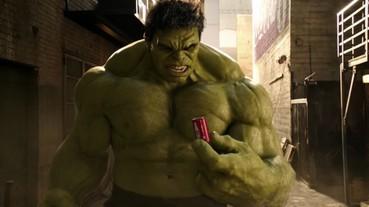 綠巨人浩克跟蟻人搶可樂 廣告宛如「復仇者聯盟」片段!