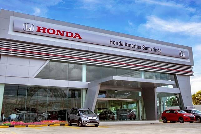 HPM buka diler Honda terluas di Kalimantan