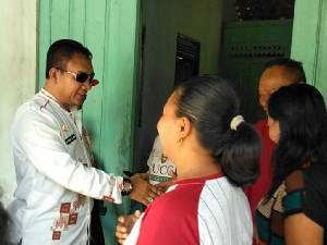 Mbah Roso Pati Positif Corona, Keluarga Dirapid Test
