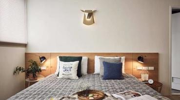 9 款床頭燈搭配術 讓你的房間化身設計師旅店!