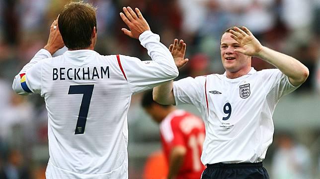 Enam Momen Tak Terlupakan Wayne Rooney Bersama Timnas Inggris