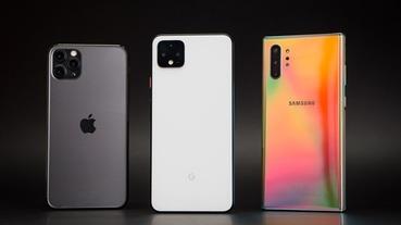 知名手機外媒公布 2019 年「最佳手機」以及「最佳拍照手機」,iPhone 11 Pro 系列獲得雙冠