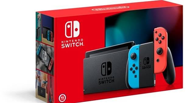 Nintendo Switch新機閃電亮相,9小時電池續航力價格不變